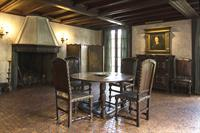 Dining Room in Hyde House
