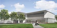 University of Albany campus center
