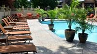 Seasonal Outdoor Heated Pool at Union Gables Inn