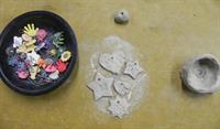 Girlscouts, earn your clay badge here!