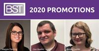 BST & Co. Announces Promotion of Staff Members