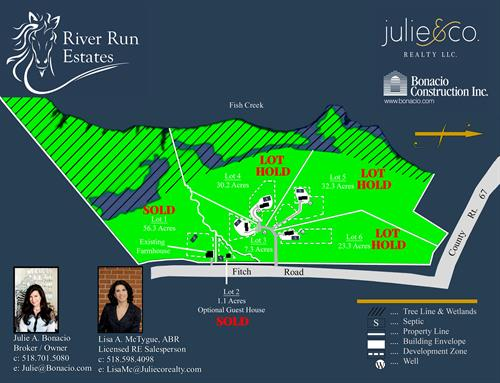 River Run Estates, Saratoga Springs