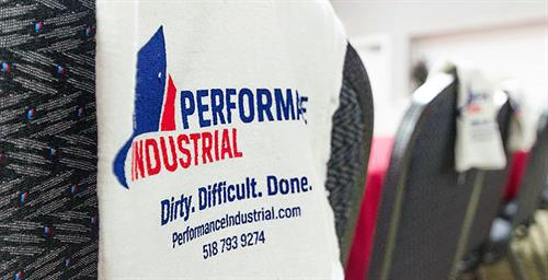 Performance industrial provides ongoing education and certifications for employees.