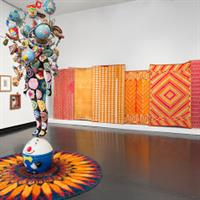 """Installation view, """"If I Had Possession Over Judgement Day: Collections of Claude Simard,"""" April 22 to Sept. 24, 2017."""