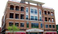 The Washington mixed use commercial and residential space