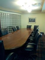 Meet clients in our professional meeting space