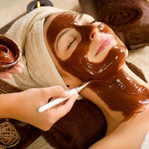 Chocolate Indulgence Facial & Body Treatments