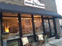 Saratoga Botanicals located at 80 Henry Street, Saratoga Springs