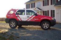 Mike McGilligan's Vehicle Wrap