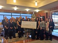 Saratoga Sponsor a Scholar Donation