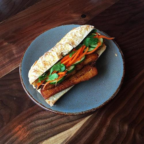 Banh Mi (Wednesday summer special) at Hamlet & Ghost