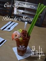 Our Signature Bloody Marry Drink