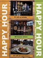 Happy Hour 4 - 6 pm Monday through Friday. * Bar only* $5 House wines, $1 off all beers and appetizers.