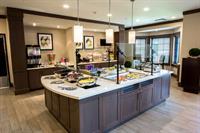 Complimentary Unlimited Guest Breakfast Buffett