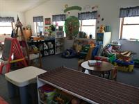 Our preschool classroom