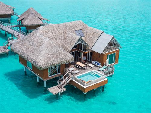 Brando Suite, Intercontinental Thalasso Resort and Spa, Bora Bora