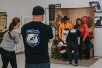 Pet photos with Santa fundraiser - Curtis Lumber
