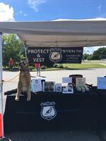 Dock Dogs event table