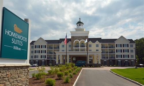 Homewood Suites by Hilton Saratoga