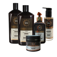 Shemen Amour Moroccan Argan Hair Care