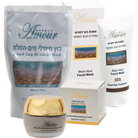 Shemen Amour Dead Sea Mineral Mud Line