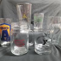 Hundreds of Glassware options!