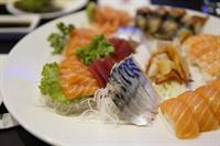 Sushi Plate 1