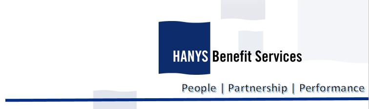 HANYS Benefit Services