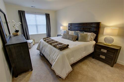 Featuring large master bedrooms