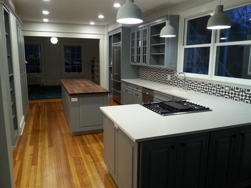 Beautiful kitchen in Rhinebeck Ny