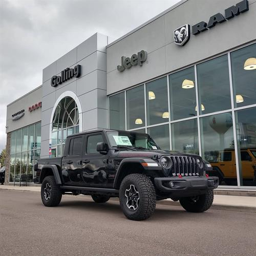 2020 Jeep Gladiators are now available!