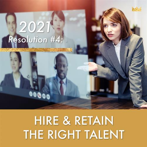 As an employer, are you asking the right questions during the interview? To hire the right talent? & to retain that talent?