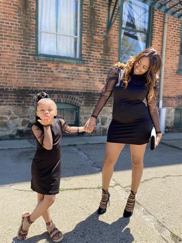 Mommy & Me Dresses