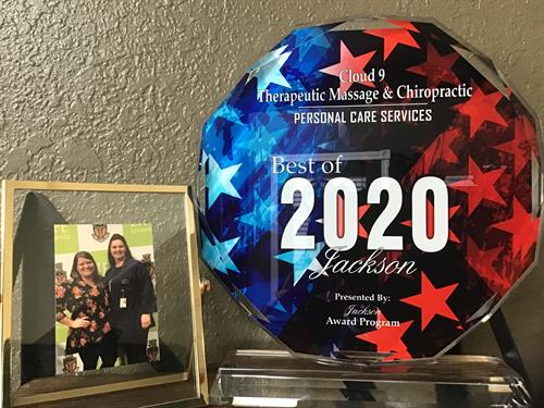 Best of 2020 for personal care services.