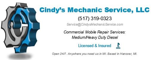 Cindy's Mechanic Service, LLC