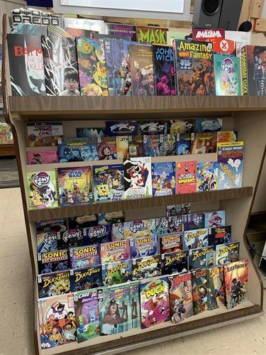 Kids Comics /New Graphic Novels