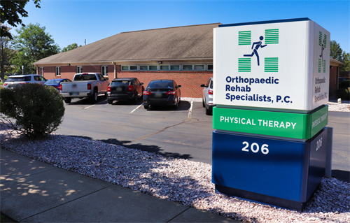 ORS Page Ave Physical Therapy Clinic - 206 Page Ave (Jackson Michigan)