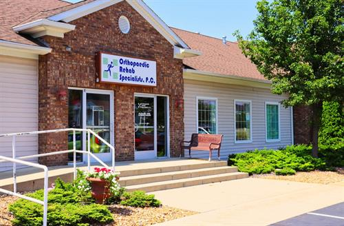 ORS Robinson Rd Physical Therapy Clinic - 2136 Robinson Rd, Ste. 1 (Jackson Michigan)