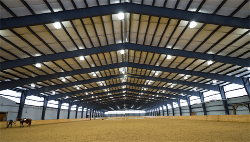 Held Equestrian Center (Albion, MI)