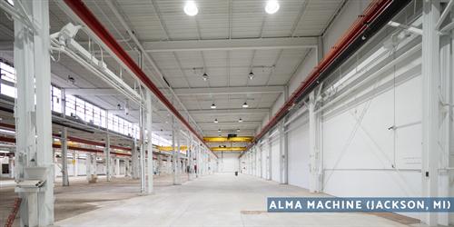 Alma Machinery Co. Interior (Jackson, MI)