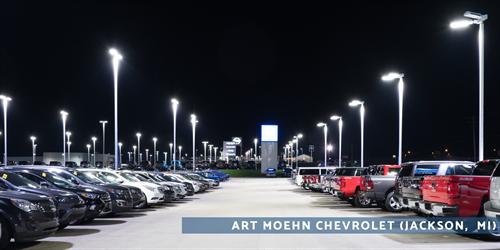 Art Moehn Chevrolet Exterior (Jackson, MI)