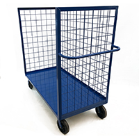 FedEx Dock Cart