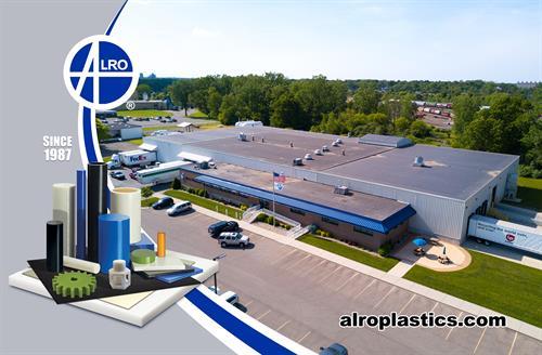 Alro Plastics - Jackson, Michigan