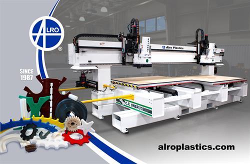 Alro Plastics Router