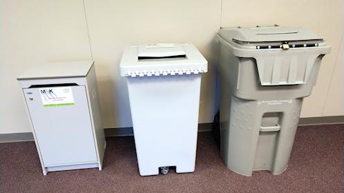shredding consoles we offer