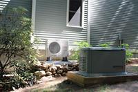 Generac Generator & Fujitsu Heat Pump