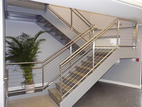 Architectural Handrails