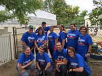 2016 Granite United Way Day of Caring at Applewood Learning Center