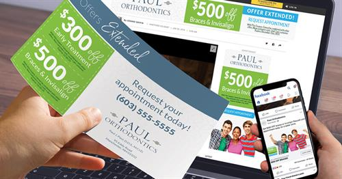 Omni-Channel Direct Mail to Digital Advertising Campaigns