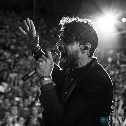 For King and Country performing at Soulfest